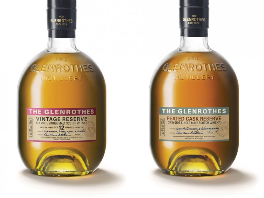 The Glenrothes Revolutions屢創新猷