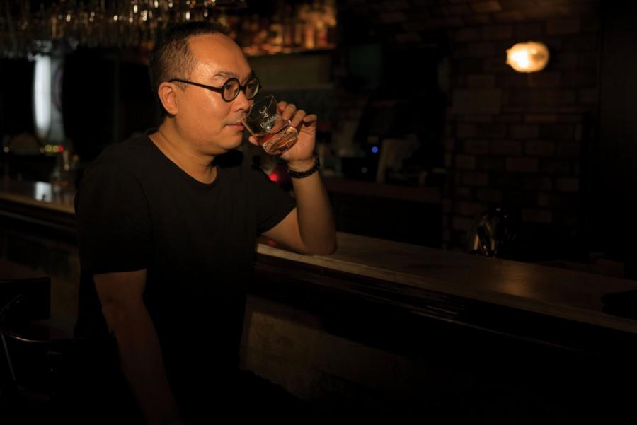 當愛遇上威士忌-胡恩威