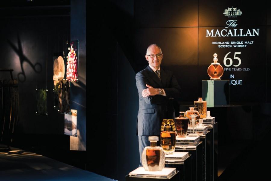 The Macallan in Lalique Six Pillars最終回:The Peerless Spirit