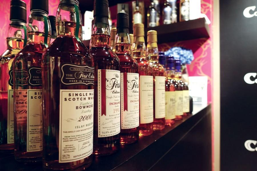 Caskells獨立裝瓶威士忌的聚腳地