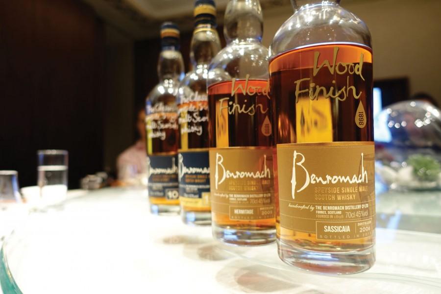 單一麥芽威士忌之夢 BenRomach 1974