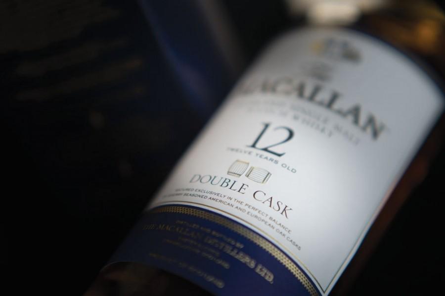 完美二重奏The Macallan Double Cask 12 Years Old