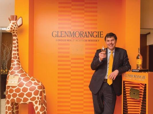 Glenmorangie的創造力-Dr. Bill Lumsden