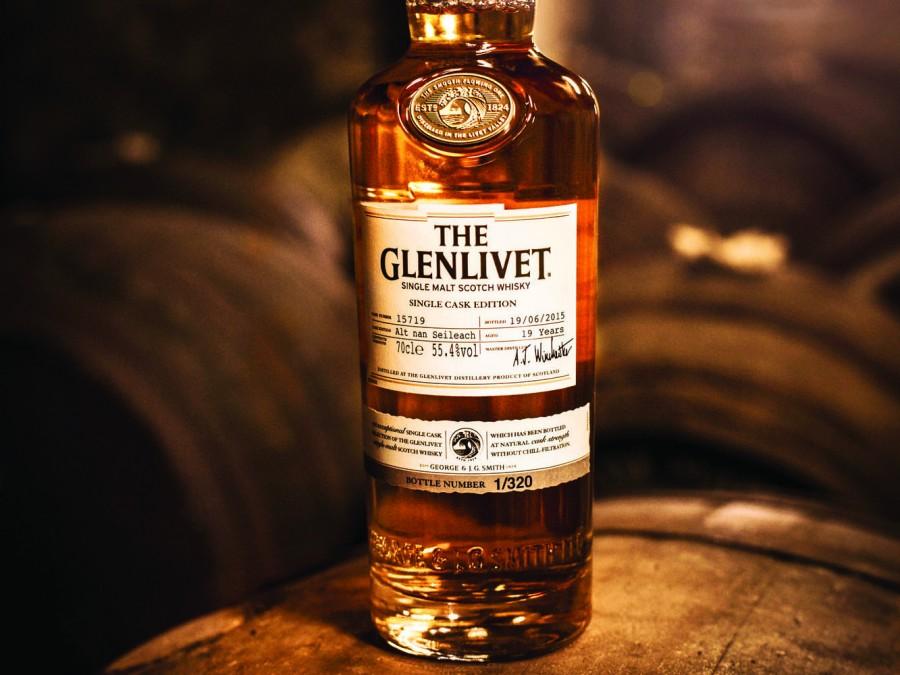 香港限定!The Glenlivet的單桶威士忌魔法