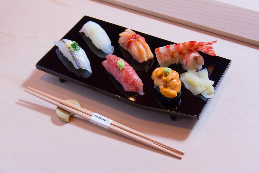 一次過滿足三個願望 —「泓」日本料理