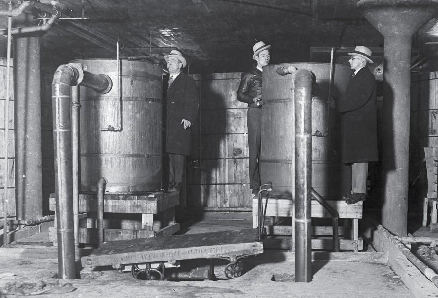 一場噩夢 — 禁酒令對波本威士忌業的影響