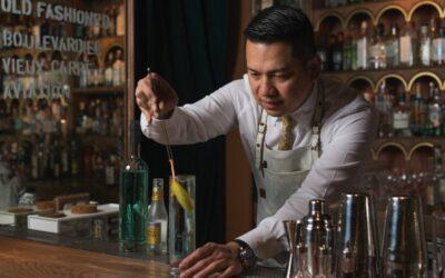最新上榜「亞洲50最佳酒吧」 — Dr. Fern's Gin Parlour