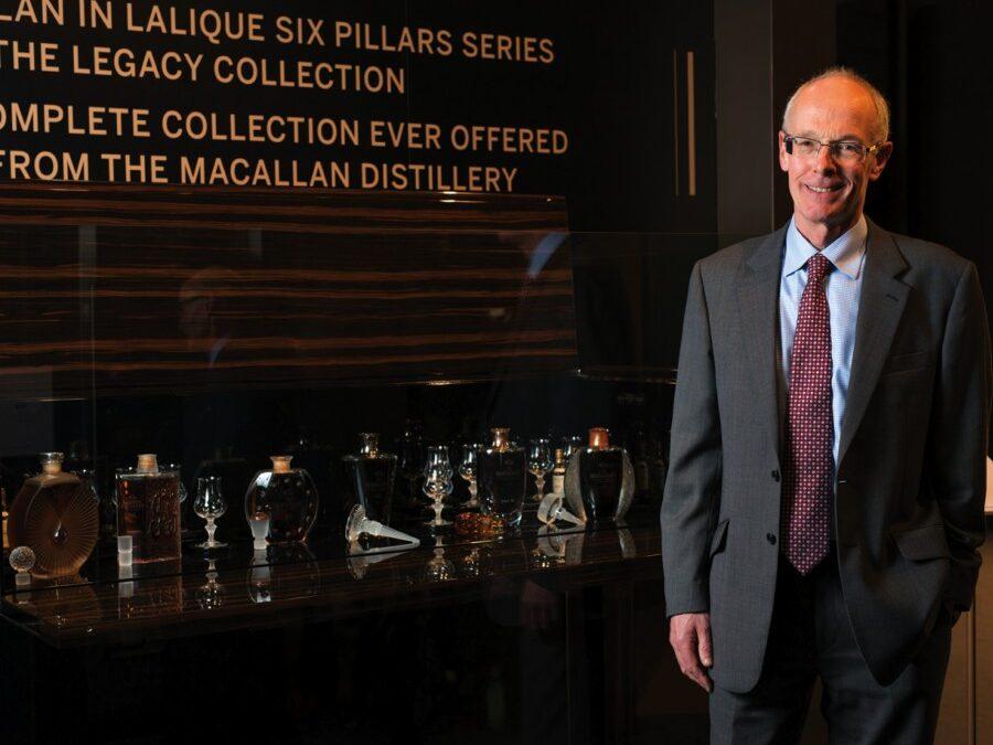 歲月加冕的價值 — The Macallan前珍稀威士忌部門總監David Cox專訪