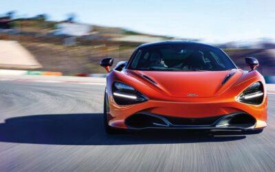 品味與霸氣 — McLaren 720S