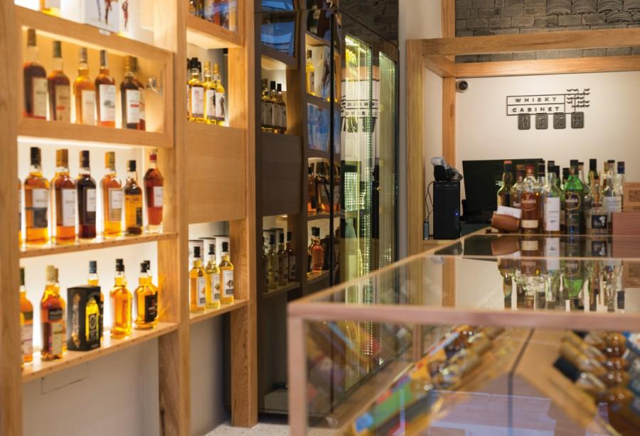 銅鑼灣全新威士忌專賣店 — 君酌酒館