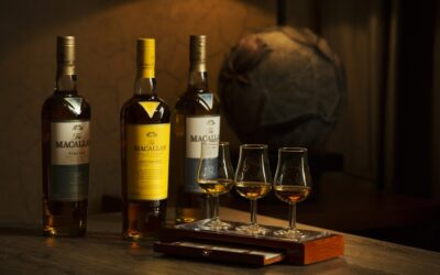Chin Chin Bar為你呈獻The Macallan Edition No.3