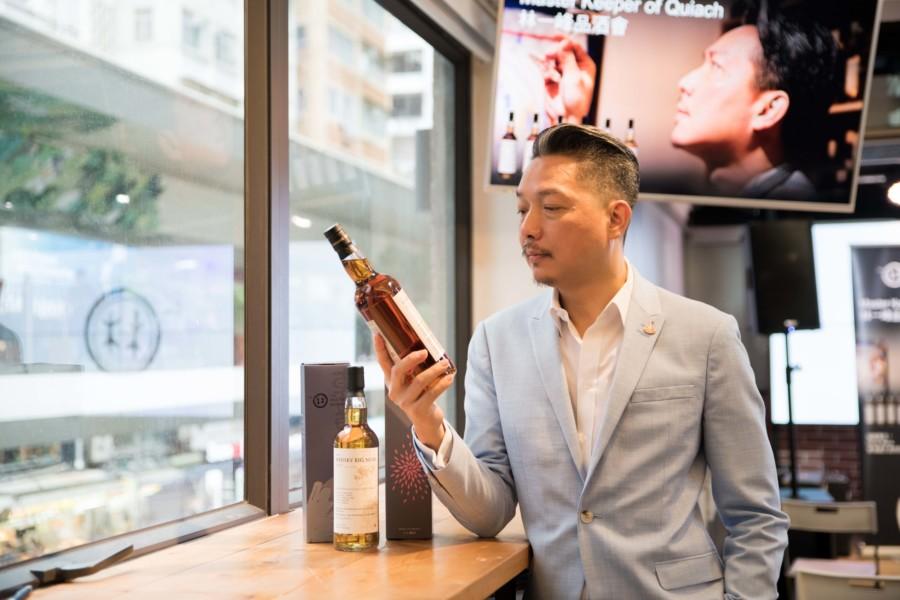 關於威士忌,林一峰說的其實是……
