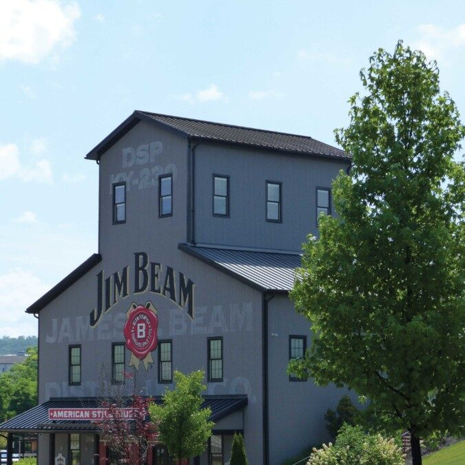 Jim Beam與藍調之后 A Perfect Blend