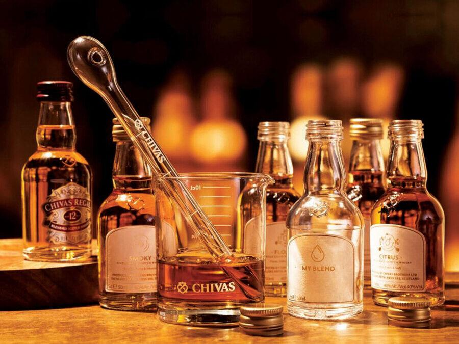The Revolution of Blended Whisky 調和起革命